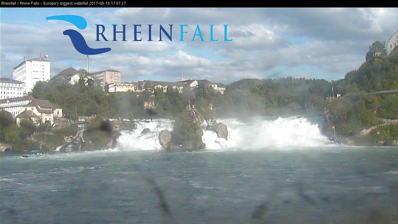 Webcam Rheinfall