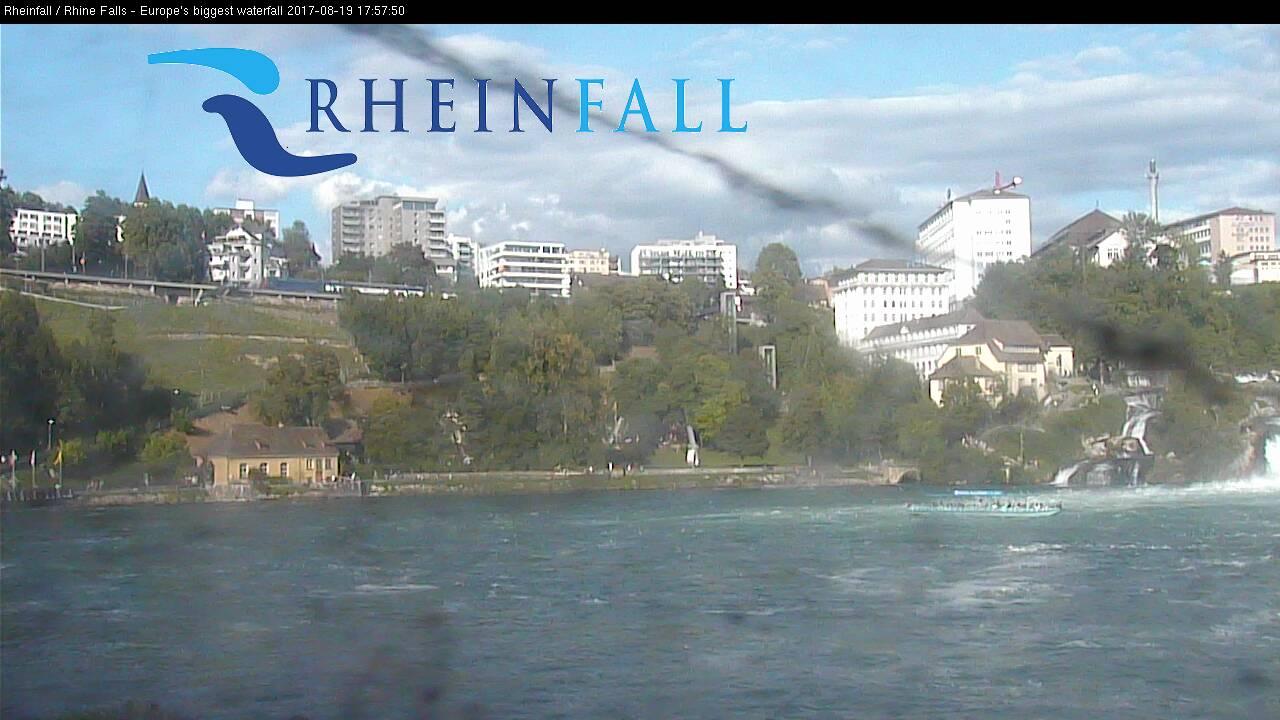 Rheinfall Webcam Nr.2